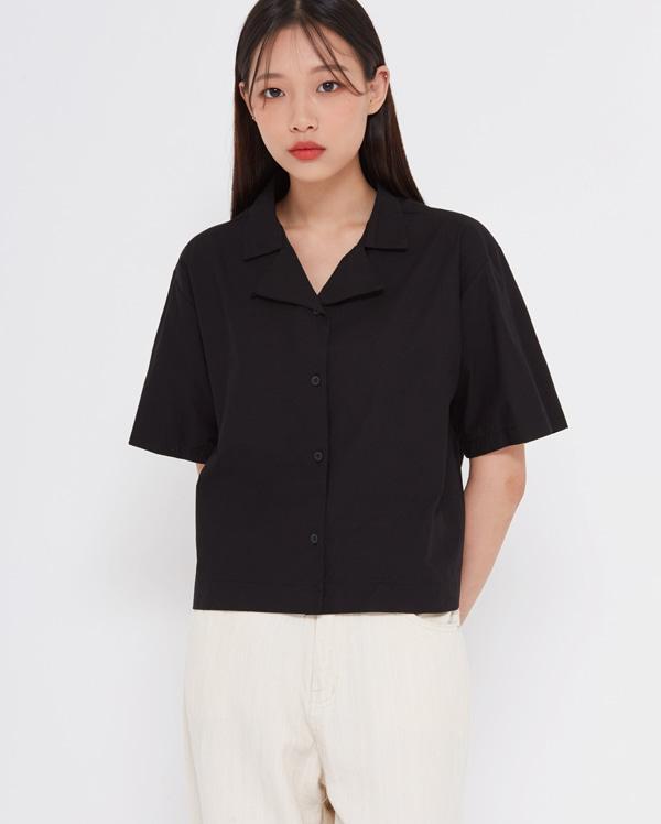 sunday semi crop shirts
