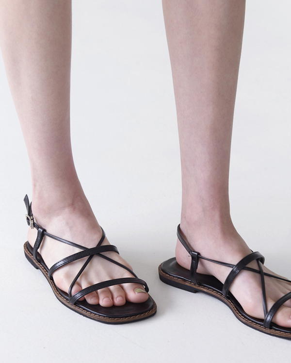 cross summer sandal (230-250)