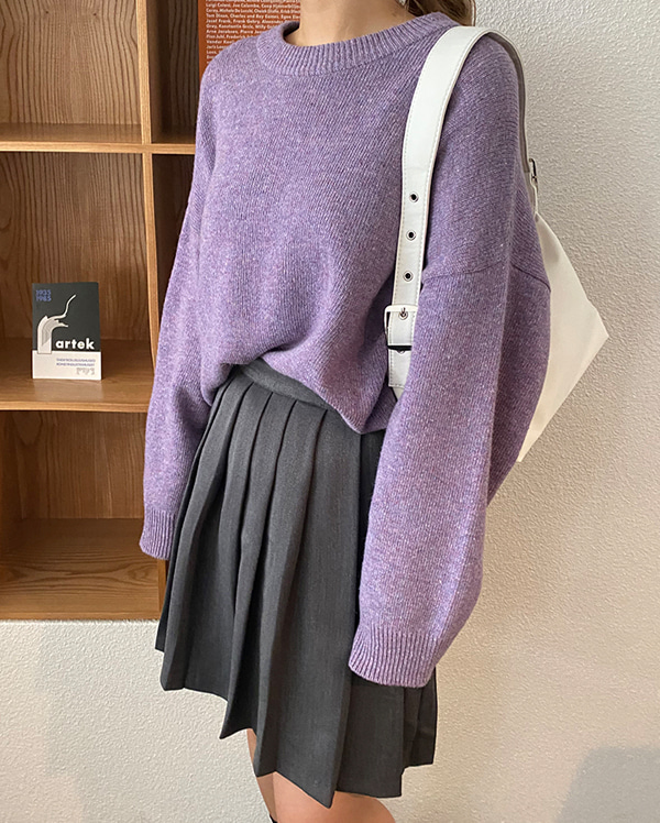 lambs loose-fit knit