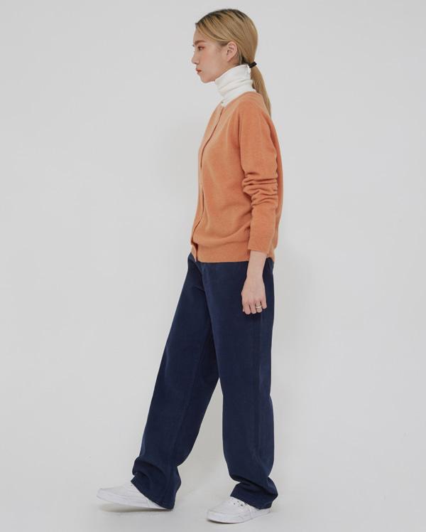 easton wide cotton pants (s, m, l)