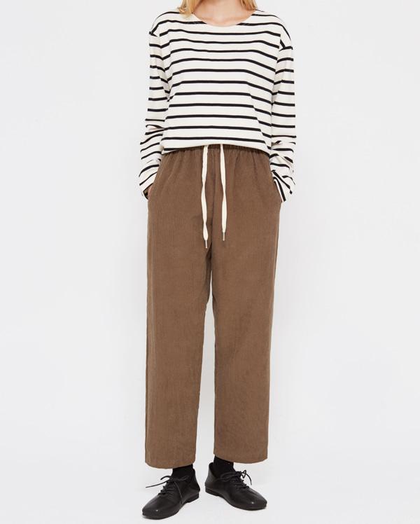 daily warm corduroy pants