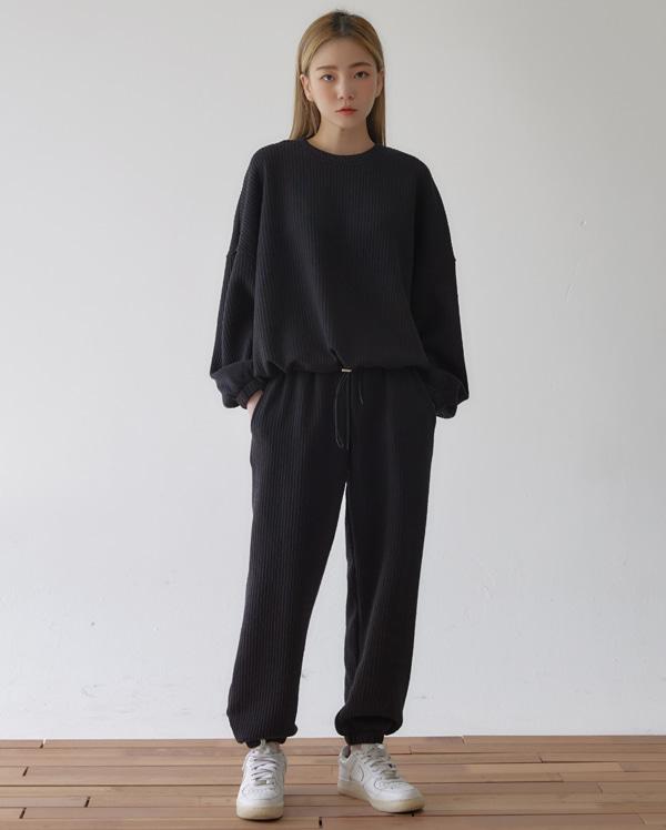 flow signature string pants