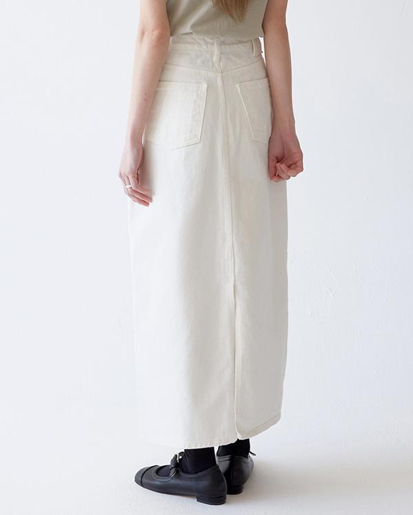 on spring H-line skirt (s, m, l)