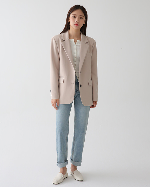 true line single jacket