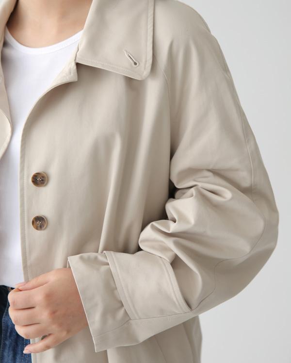 move len single trench coat