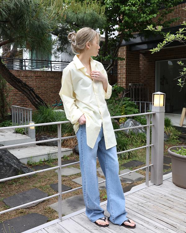 얼스 보이핏 랩 셔츠 (3color)