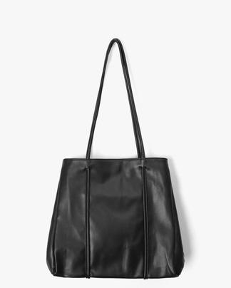 two line square big bag