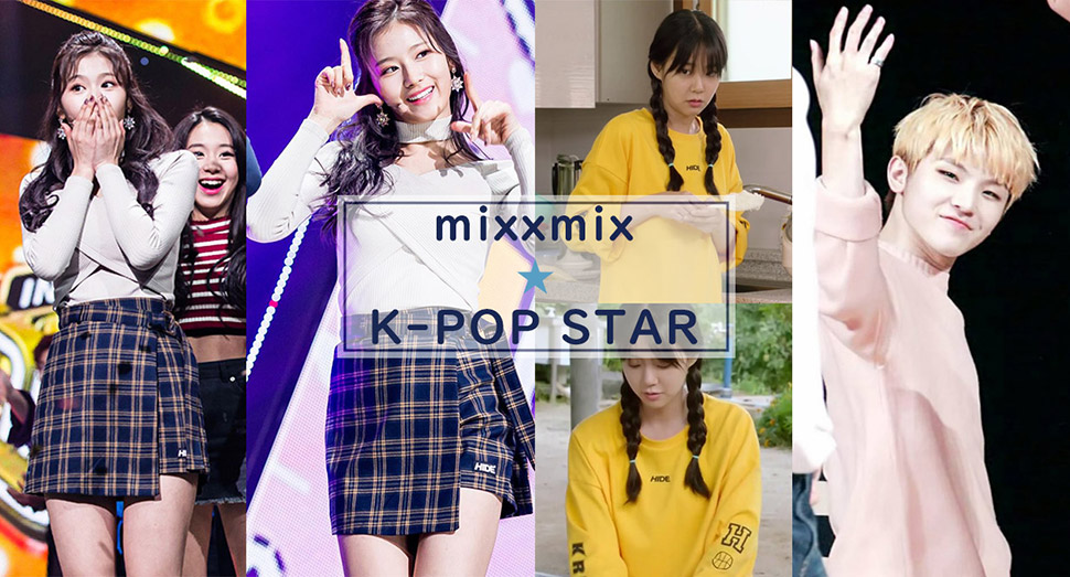 K-POP STAR ITEMS