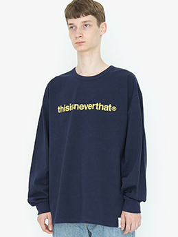 thisisneverthat - T-Logo L/SL Top Navy
