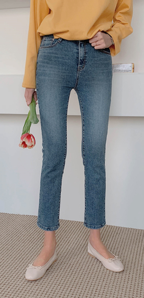 Cheese Jean (ver.노이즈슬림)<font><br>29,900won</font>