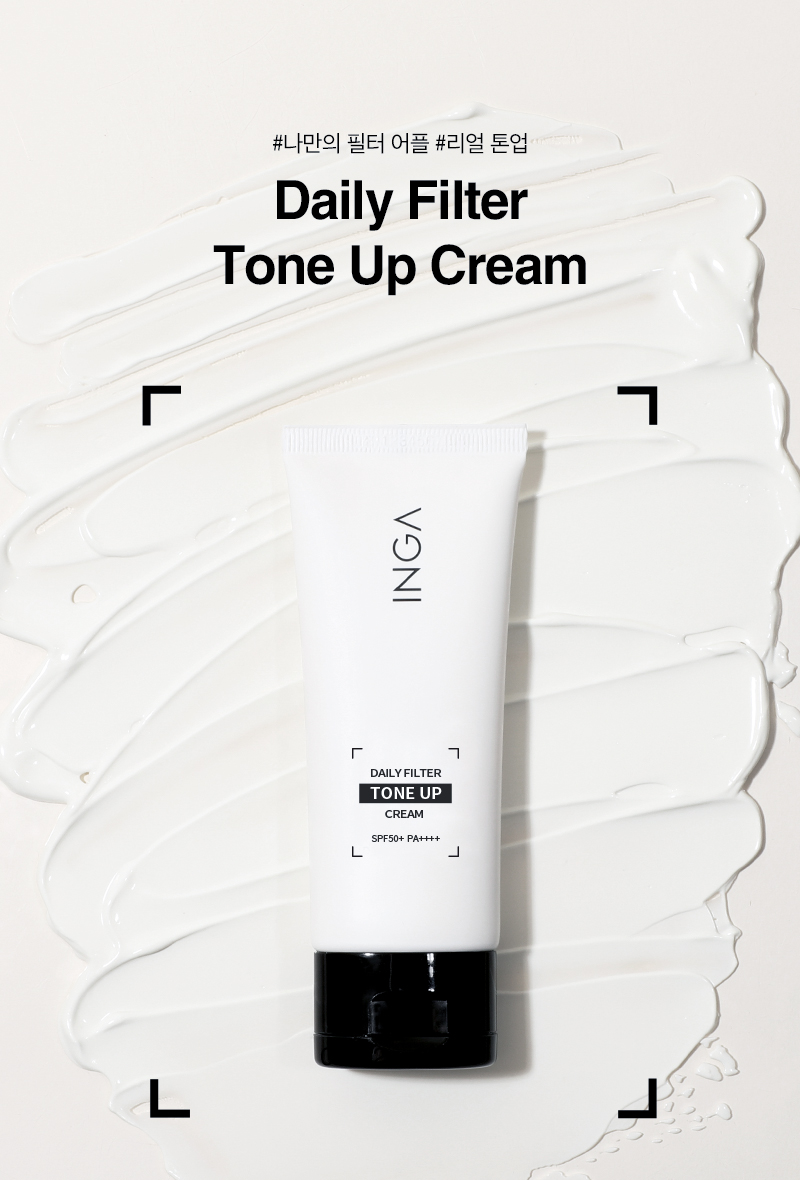 Daily Filter Tone Up Cream