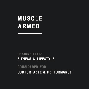 MUSCLE ARMED / ANYWHERE<br>ANYTIME