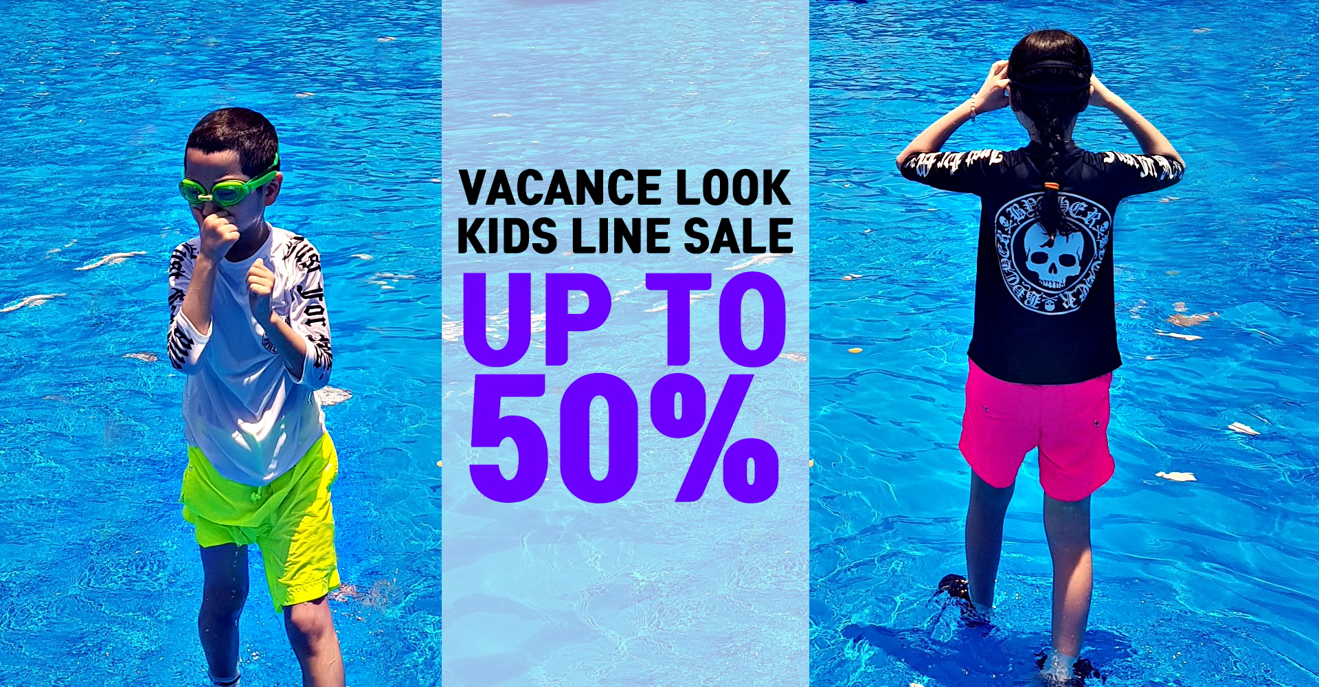 Vacance Season Kids Sale