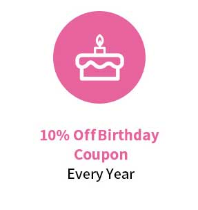 birthday coupon