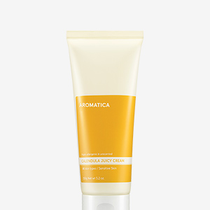 A safe and gentle natural cream that is suitable for sensitive skin / Calendula Juicy Cream