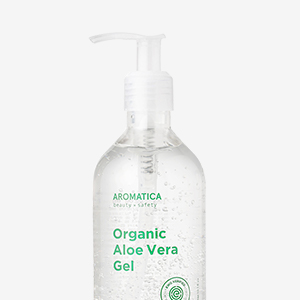 Soothing Gel For All Family / 95% Organic Aloe Vera Gel