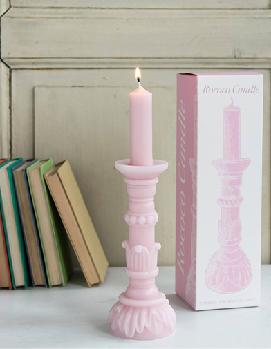 Rococo Candle