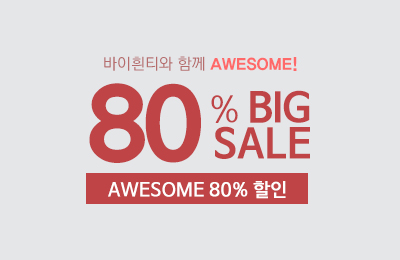 AWESOME 80%