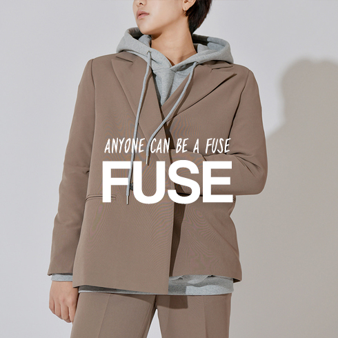 Lets Fuse / new brand<br>보러가기