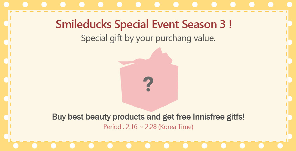 Smileducks Special Event Season 3 !