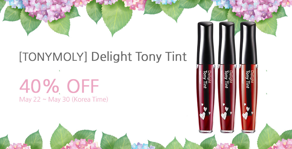 [TONYMOLY] Delight Tony Tint 40%  OFF