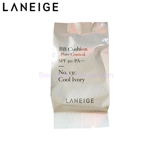 LANEIGE BB Cushion Pore Control SPF50+ PA+++ Refill 15g [New],LANEIGE