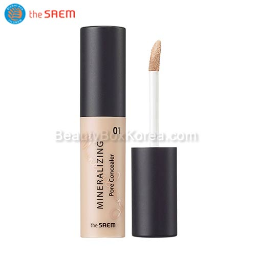 The SAEM Mineralizing Pore Concealer SPF30 PA++ 4ml,THE SAEM