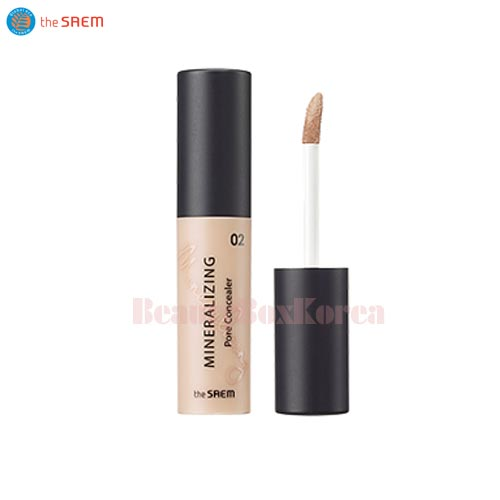 THE SAEM Mineralizing Serum Concealer 5ml,THE SAEM