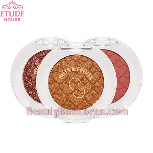 ETUDE HOUSE Look At My Eyes Nuts & Fruits 2g [Nuts & Fruits Collections],ETUDE HOUSE
