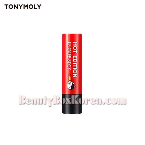 TONYMOLY Lip Care Stick 3g[Hot Edition],TONYMOLY