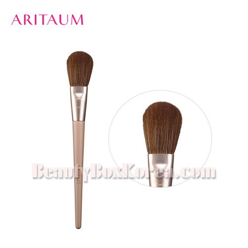 ARITAUM Nudnud Blusher Powder Brush 1ea,ARITAUM