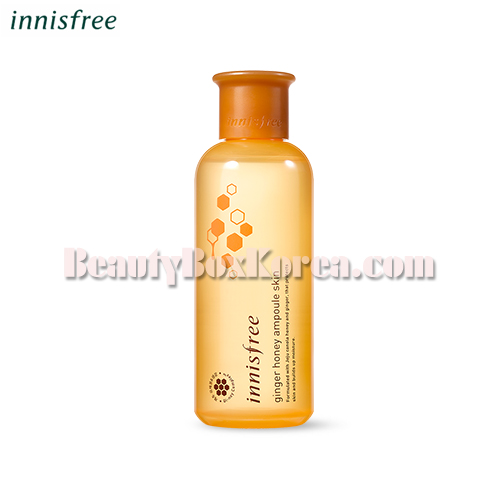 INNISFREE Ginger Honey Ginger Honey Ampoule Skin 200ml,INNISFREE
