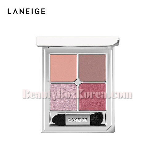 LANEIGE Ideal Shadow Quad #11 Autumn Mute 6g[Autumn Mute Collection],LANEIGE