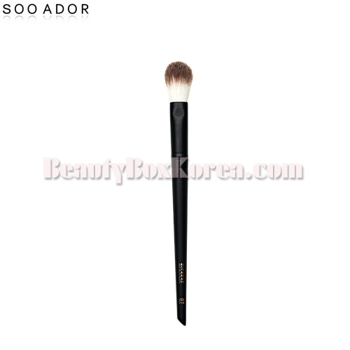SOO ADOR RISABAE Brush 02 1ea[Black Edition],SOOADOR