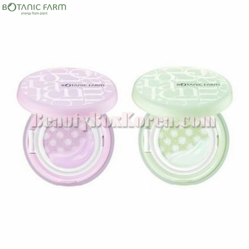BOTANIC FARM Dot Art Collection CC Cushion SPF50+ PA+++ 15g,BOTANIC FARM