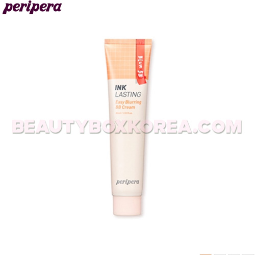 PERIPERA Inklasting Easy Blurring BB Cream 40ml,PERIPERA