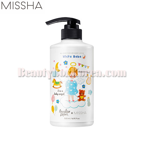 MISSHA All Over Perfume Body Lotion 500ml [Annelies Collection],MISSHA