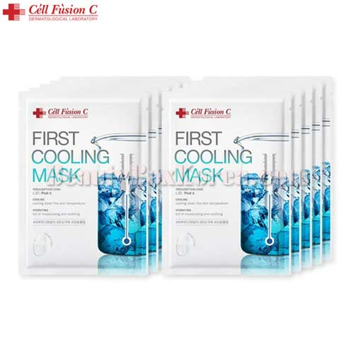 CELL FUSION C First Cooling Mask 27g*10ea