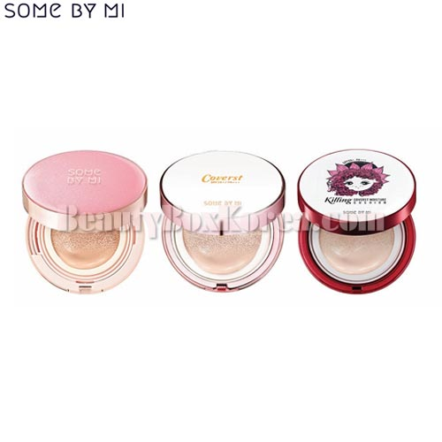 SOME BY MI Coverst Cushion SPF50+ PA+++ 15g
