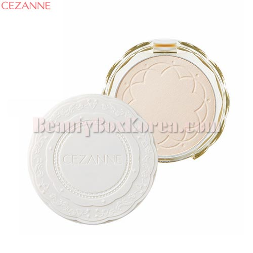 CEZANNE UV Silk Cover Powder 10g