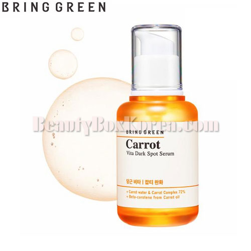 BRING GREEN Carrot Vita Dark Spot Serum 45ml