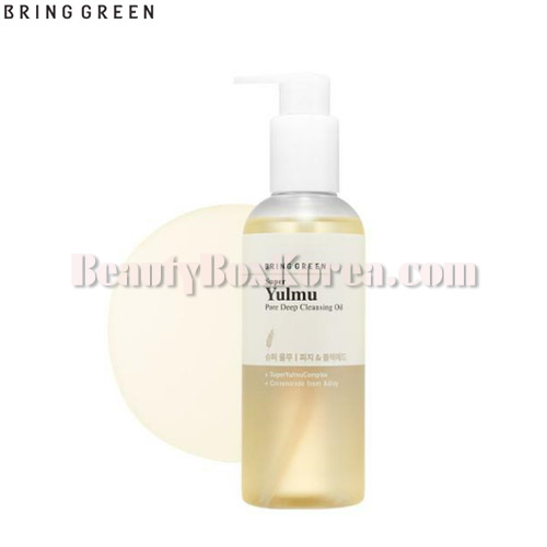 BRING GREEN Super Yulmu Pore Deep Cleansing Oil 250ml