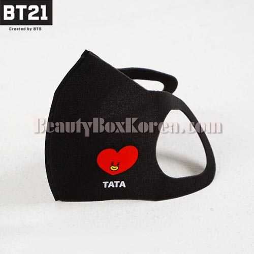 BT21 Fit Mask 3ea [BT21 X STUDIO EIGHT]