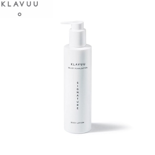 KLAVUU Relief Pearlsation Signature Body Lotion 250ml