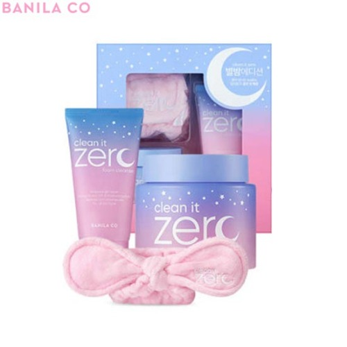 BANILA CO Clean It Zero Cleansing Balm Gift Set 3items [The Starry Night Edition]
