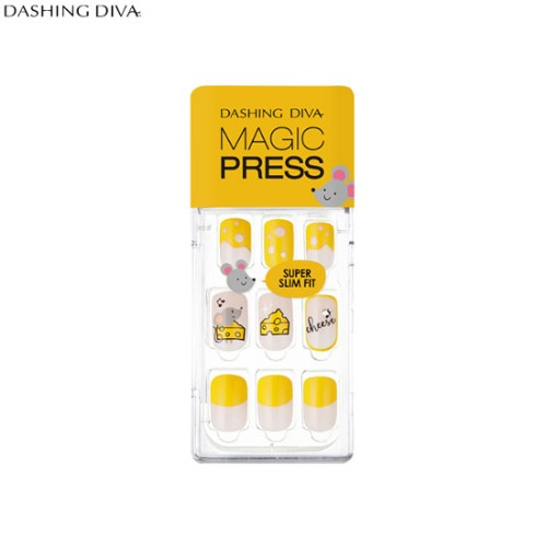 DASHING DIVA Magic Press 1ea [Mighty Mouse Collection]