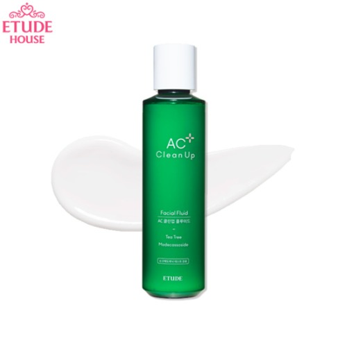 ETUDE HOUSE AC Clean Up Facial Fluid 180ml