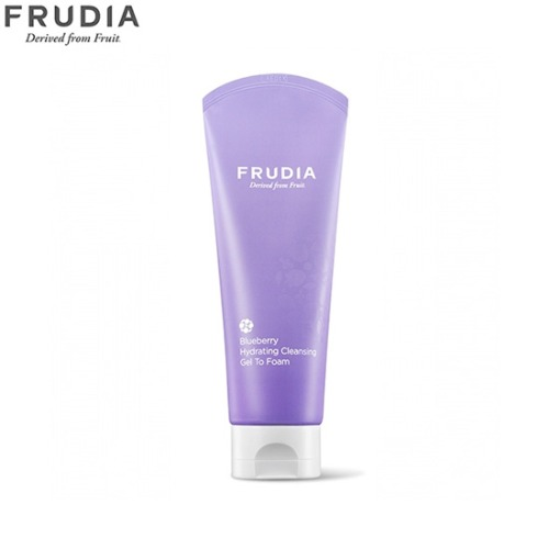 FRUDIA Blueberry Hydrating Cleansing Gel To Foam 145g