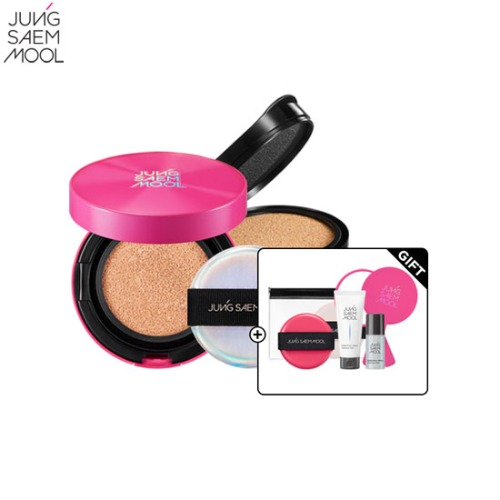 JUNGSAEMMOOL 20' Pink Edition - Skin Nuder Cushion SPF50+ PA+++ Set 6items