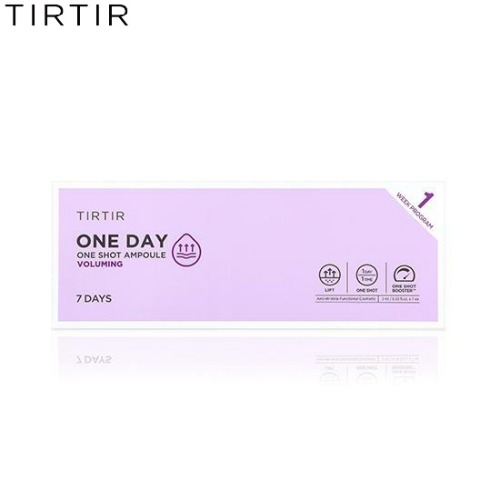 TIRTIR One Day One Shot Ampoule Voluming 3ml*7ea